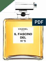 """tesina """"IL FASCINO DEL N°5"""