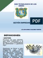 Gestion Empresarial-2017 - II