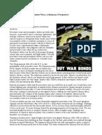 Preemptive Strikes and Preventive Wars- A Historian's Perspective