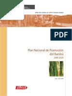 Plan Nacional Del Bambu