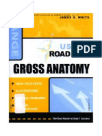 USMLE Road Map Gross Anatomyi