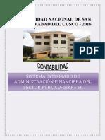 Contabilidad Publica 2016