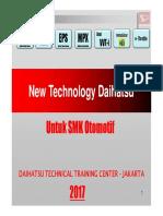 New Technology Daihatsu
