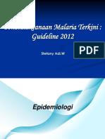 Tatalaksana Malaria Terkini3