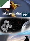 ¿Angel o diablo?.ppt