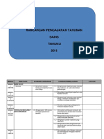 Rancangan_pengajaran_tahun 2 Sains Edited
