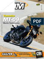 Yamaha MT 09 Ed125