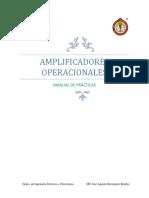 Manual de Practicas Amp Operacionales