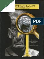 José Ramón Alcántara Mejía-2015-El Relato Maestro y El Itinerario posmoderno de la trilogía dramática en Samuel Beckett