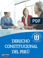 Derecho Constitucional Del Perú