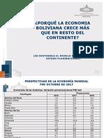Vice Porqué La Economia Boliviana