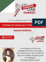 Darlan Barroso