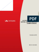 Eco Datos y Competencia ACCO