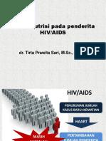 Tropis - Gizi HIV