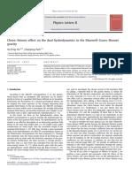 Physics Letters B Volume 714 Issue 2-5 2012 [Doi 10.1016%2Fj.physletb.2012.07.008] Ya-Peng Hu; Chanyong Park -- Chern–Simons Effect on the Dual Hydrodynamics in the Maxwell–Gauss–Bonnet Gravity