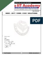 Final-NSEC-2017-Code-C322 _26.11.17_Sol