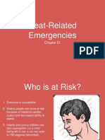 Heat Related Emergencies Pp