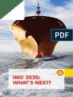 Shell Marine Imo Brochure