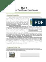 Bab 7 Pengelolaan Wakaf