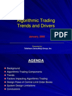 Algorithmic Trading TCG