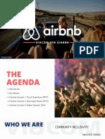 airbnb velocity