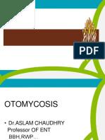 otomycosis
