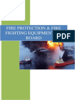 Fire Protection & Fire Fighting Equipment