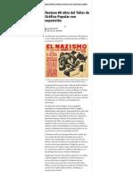 Revisan 80 Años Del Taller de Gráfica Popular