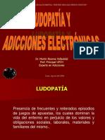 Ludopatía y Adicciones Electrónicas
