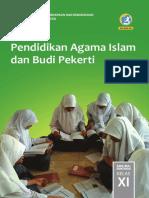 Kelas 11 SMA Pendidikan Agama Islam Dan Budi Pekerti Siswa 2017