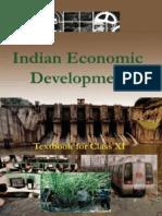 Txt.08 - Std'11 - Economics - Indian Economic Development DONE