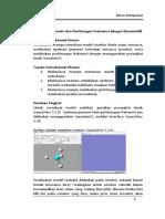 Modul-1-Optimasi Geometri Dan Perhitungan Frekuensi Dengan Gaussian