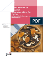 Food Sector in Poland - Opportunities for India