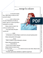Merge La Culcare