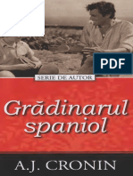 A.J. Cronin - Gradinarul spaniol.pdf