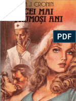 A.J. Cronin - Cei Mai Frmosi Ani PDF