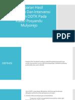DDTk Yang Diperbarui