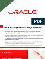 Oracle SOA Suite 12c - Target Customer Profile