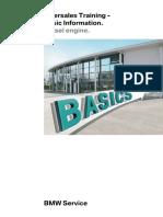 Basic Information, Diesel Engines