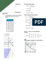 Chapter 1 precalculus