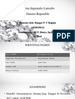 Hernia Inguinalis Lateralis Sinistra Reponible