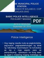 BPATS Intelligence