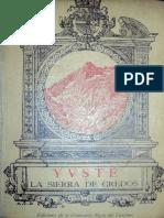 'Yuste y La Sierra de Gredos'