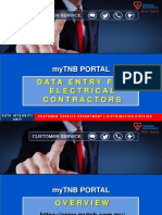 SSP Data Entry for Contractors V2.0