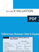 stock valuation.ppt