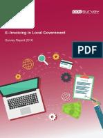 E-Invoicing in Local Government Report