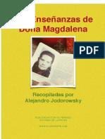 LAS ENSEÑANZAS DE DOÑA MAGDALENA