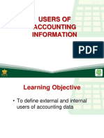3 users of accounting information