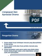 Pengkajian Dan Apresiasi Drama (1)