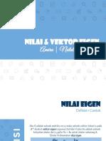 Nilai & Vektor Eigen